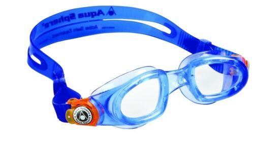 Aqua Sphere Moby Junior Lunettes de Natation pour Enfants Piscine Lunettes