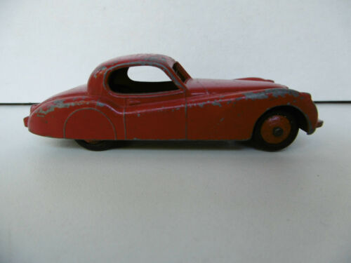 Dinky Toys England Jaguar Xk 120 Ref.157 État De Jeu 1954/62