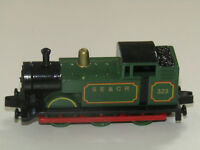 ERTL Thomas the Tank Engine die-cast metal train 323 S E & C R BLUEBELL /TTE03