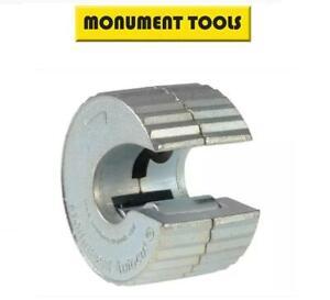 Monument 22mm Autocut Copper Pipe Tube Quick Cutter C Slice /& Wheel 1722Y