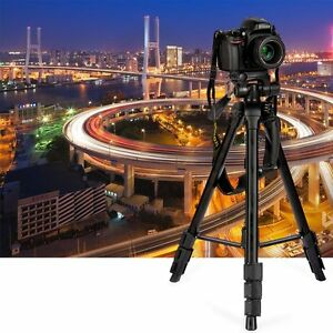 70' Professional SAB264 Camera Tripod Monopod with Carry Bag for Nikon Canon SLR
