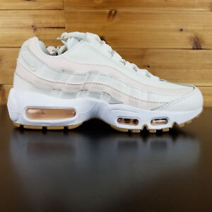 b8f22c03bb Nike Wmns Air Max 95 OG Women New Sail Guava Ice Lifestyle Sneakers ...