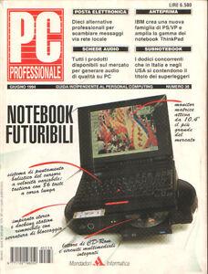 PC-Professionale-n-38-Giugno-1994-Ottime-condizioni