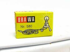 Brawa 580 Beleuchtungssockel 5 mm Gewinde 19 V 0,05 Ampere OVP KV1614