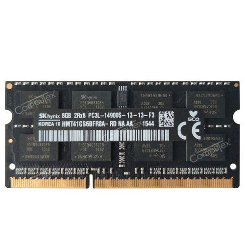 For Hynix 16GB 2x8GB 2RX8 PC3L-14900S DDR3L 1.35V 1866 MHz 204Pin SO-DIMM Memory