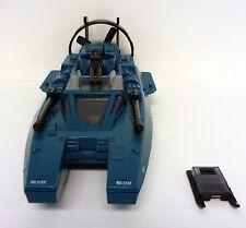 "GI JOE COBRA WATER MOCCASIN Vintage Action Figure Vehicle 10"" COMPLETE 1984"