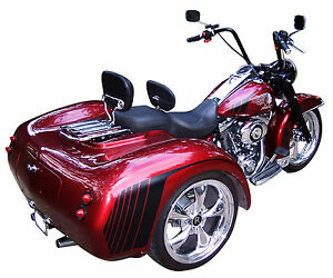 Trike Conversion Kit For Harley Davidson Independent Suspension With Body Ebay