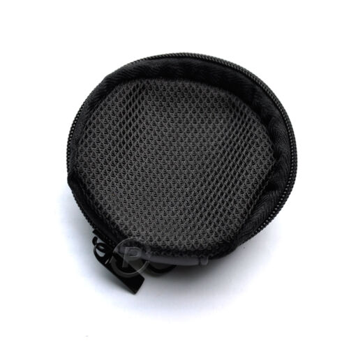Skull Earbud Headphone Protective Carrying Case Storage Bag For In-Ear Earphones