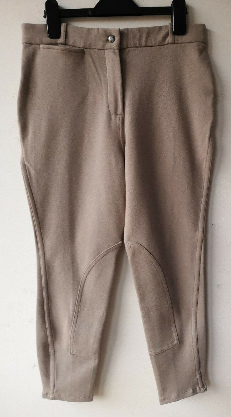 OXYLANE fOuganza Jodhpurs Trousers  W29+ Stretch L24in taupe  shop online today