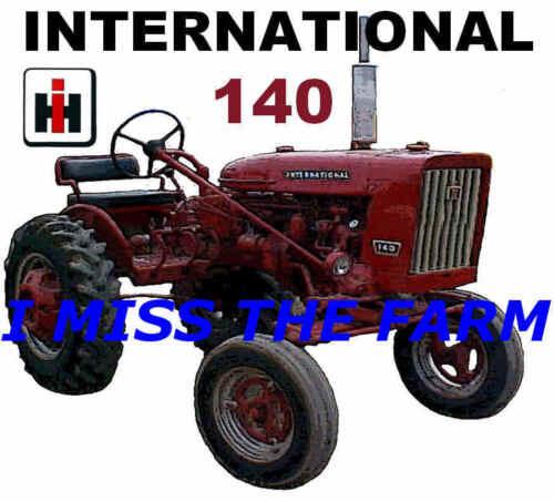 IH 140 KEYCHAIN