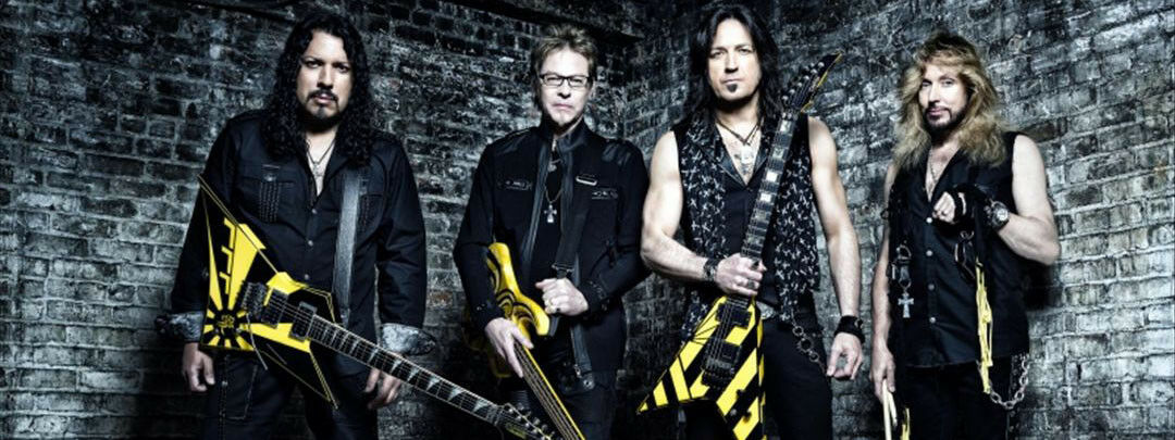 Stryper Tickets (18+ Event)