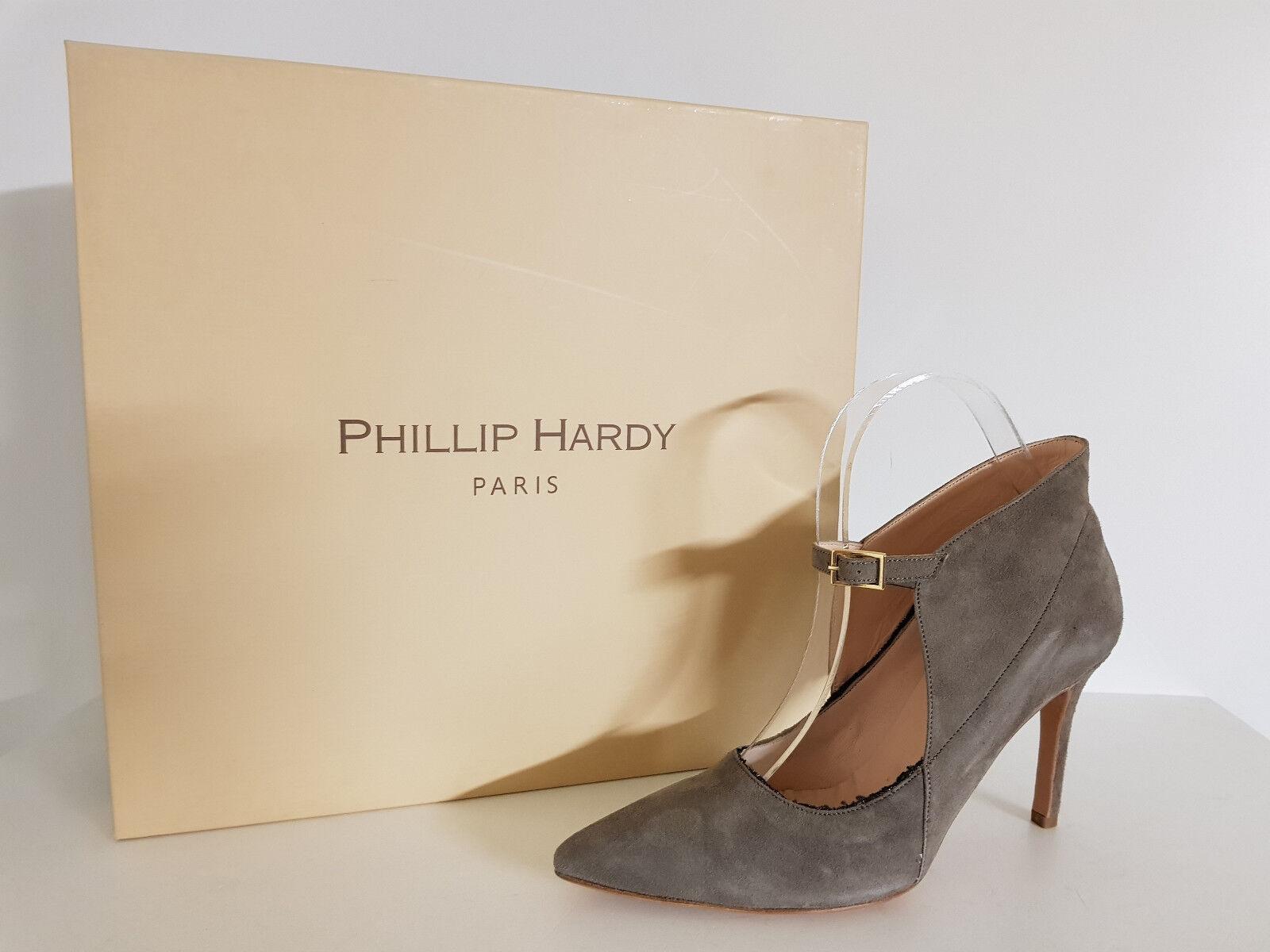 Scarpa Damenschuhe  Phillip Hardy  Decolte'.Sconto -75 % Art. 106-442  Col.Beige