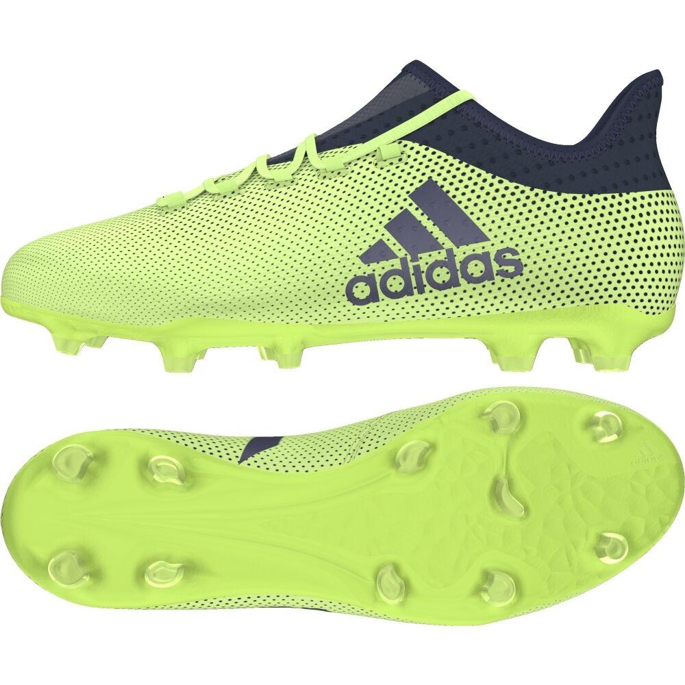 Adidas x 17.2 FG suela señores Soquí s82325 amarillo
