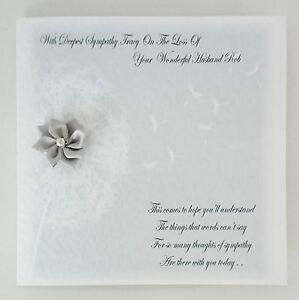 symphathy card