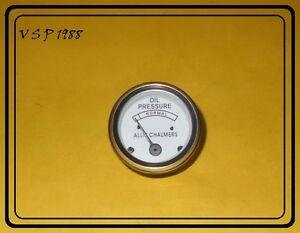 Allis-Chalmers-Oil-Pr-Gauge-for-B-IB-C-CA-RC-WC-WF-WD-WD45