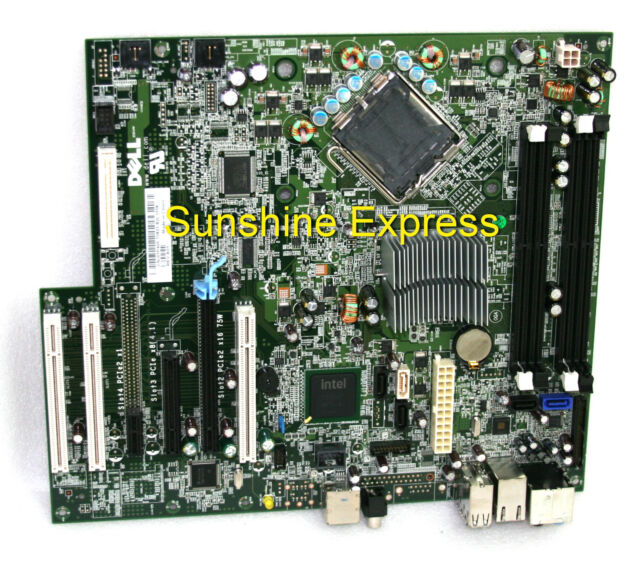 New OEM Dell TP406 Motherboard for Dell XPS 420 0TP406