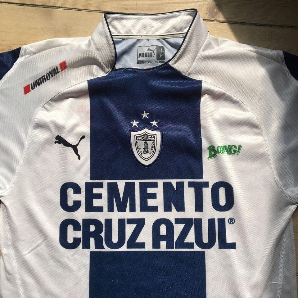 Fodboldtrøje, Pachuca Cruz Azul-home jersey '05, Puma