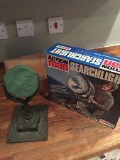 Vintage Action Man Search Light Boxed