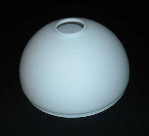 Lampenschirm Glas Glasschirm Weiss Ersatz E27 K0324 O Ca 20 Cm