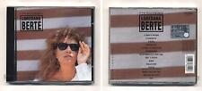 Cd LOREDANA BERTE' Le più belle canzoni NUOVO sigillato Sony 1 ed 1993 Best of