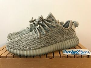 f8039b670f0 Image is loading 2015-Adidas-Yeezy-Boost-350-Moonrock-Agagra-AQ2660-
