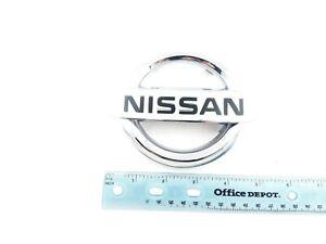 2003-2012-NISSAN-SENTRA-FRONT-GRILLE-EMBLEM-BADGE-LOGO-SYMBOL-SIGN-OEM-2011