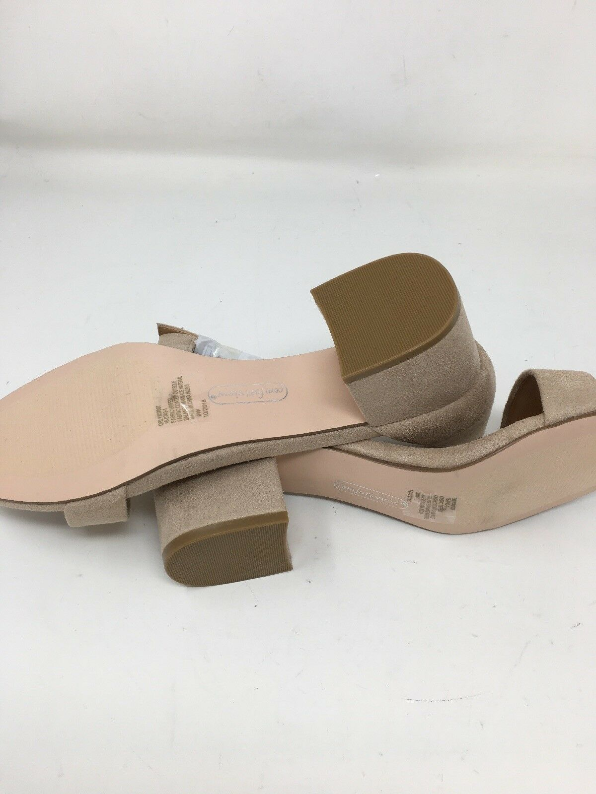 Women's Comfortview Orly Orly Orly Sandals US 9w New Nude NEW 7e59af
