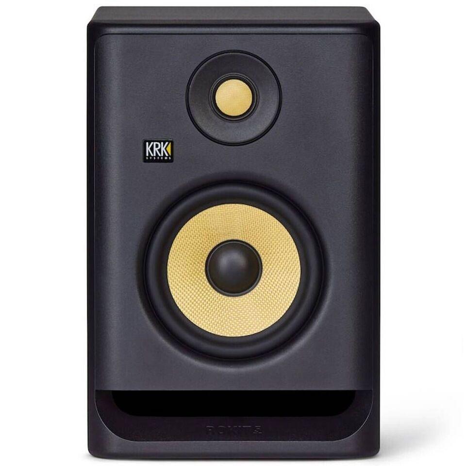 KRK RP-5 G4 RoKit sæt aktiv monitor sort