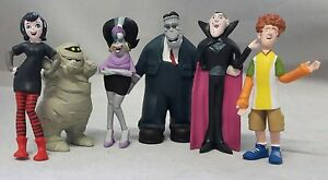 Image Is Loading Hotel Transylvania Dracula Mavis Frank Johnny Play Figures