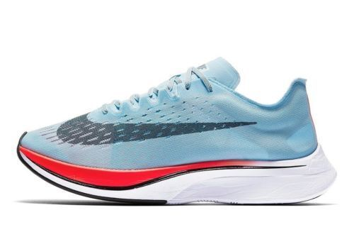 speical offer detailed look sale retailer Nike Zoom Vaporfly 4% Ice Blue Shoes -Size 6.5 -880847 401