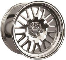 XXR 531 18X8.5 5x100/114.3 +35 Platinum Wheels Fits Civic Prelude Accord Rsx Tsx