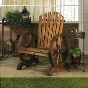 Image Is Loading Terrace Country Style Chair Outdoor Furniture Deck Porch