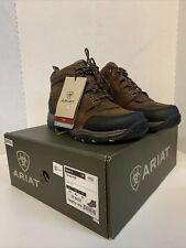Ariat 10024945 Men Terrain H2O Distressed Brown Endurance  Boots