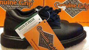 01cf067fb2 Image is loading GENUINE-GRIP-FOOTWEAR-720-Comfort-Oxford-WOMEN-7M-