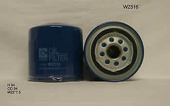 Wesfil  Oil Filter   WZ516 Z516 suits FORD/MAZDA