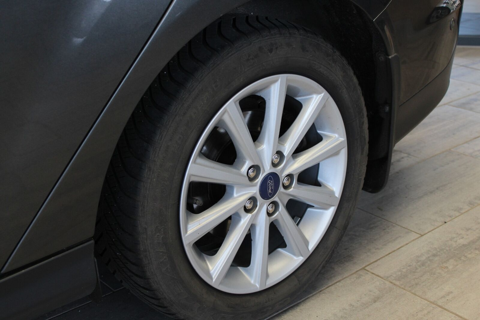 Ford Focus 1,5 TDCi 120 Titanium stc. - billede 14