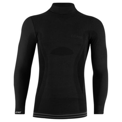Lenz Mens Functional Underwear 6.0 Merino Wool Ski Snowboard Winter Sports Clothing