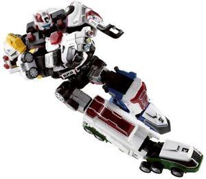 Nouveau Super Robot Chogokin Tokusou Sentai Dekaranger Figurine Articulée Japon