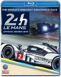 Image Is Loading Le Mans 24 Hours 2016 Blu Ray Porsche