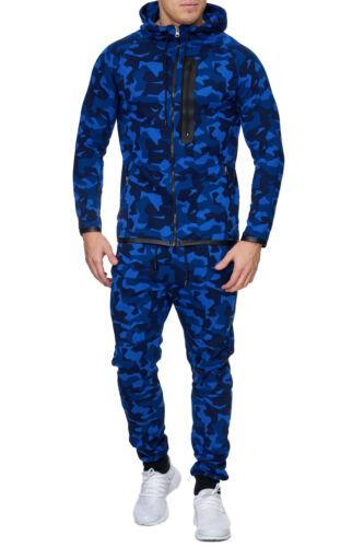 Jogging Suit Sport Suit Tracksuit Fitness CAMOUFLAGE ARMY JOGGING MENS