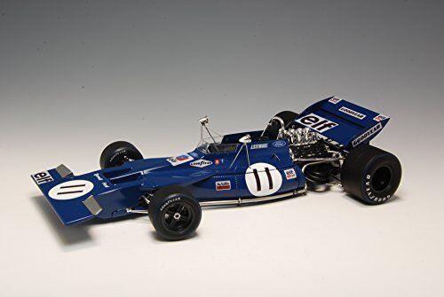 Ebro 1/20 Tyrrell 003 Monaco GP 1971 Model Car 20007