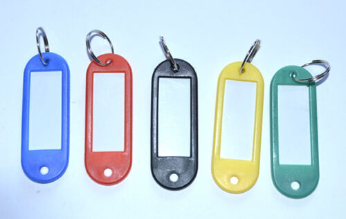 5er//10er Set Schlüsselschilder Schlüsselanhänger zum Beschriften mms neu AB1