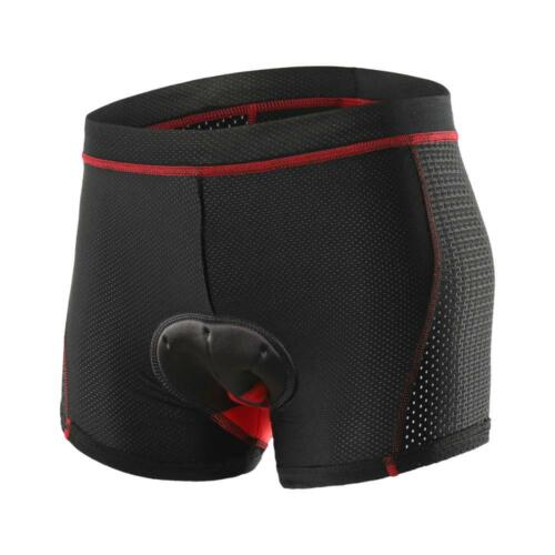 Upgrade Cycling Underwear 5D Gel Pad MTB Shorts Shockproof Underpants Breathable