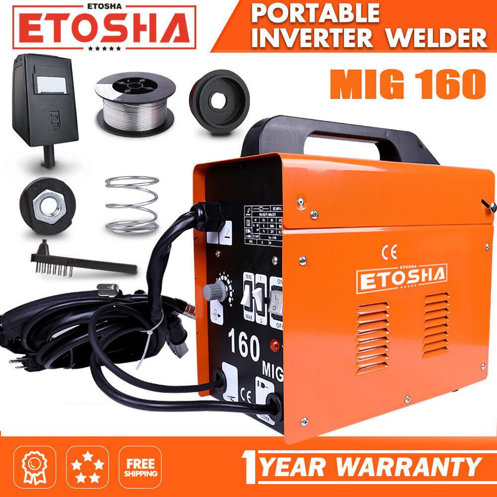 USEB-WM001 maixiang2 MIG 160A Welder Inverter Flux Core Wire Gasless ARC AC Metal Welding Machine