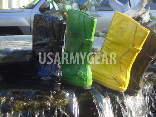Palladium Unique Designer Fashion Yellow Patent Leather Hot Cool Rain Rain Rain Snow Boots 6c5869