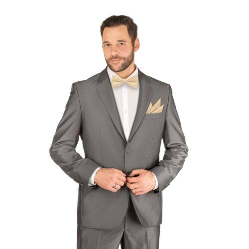 Mosca Loop Dimensione Regolabile Busniess CRAVATTINO 12 cm Uomo Matrimonio Vestito