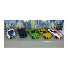 MAJORETTE 212053163 MERCEDES AMG GT Set 5 fahreuge modellini di auto circa 1:64 NUOVO! °