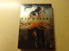 DVD / XXX (TRIPLE X) (VIN DIESEL) (LIMITED STEEL CASE EDITION)