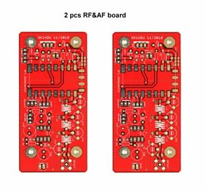 Details about 2 pcs of PCB for FM TRX with DRA818v or DRA818u (for on