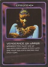 "Doctor Who MMG CCG - Episode ""Vengeance on Varos"" Card"
